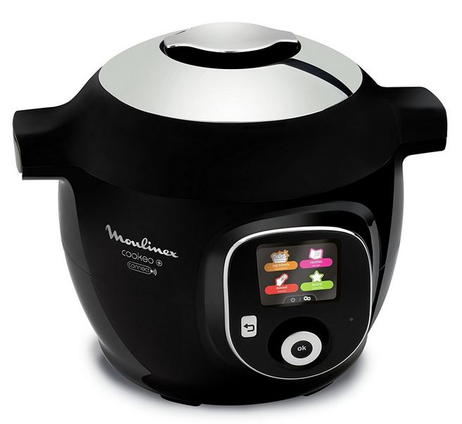 meilleur robot de cuisine moulinez cookeo