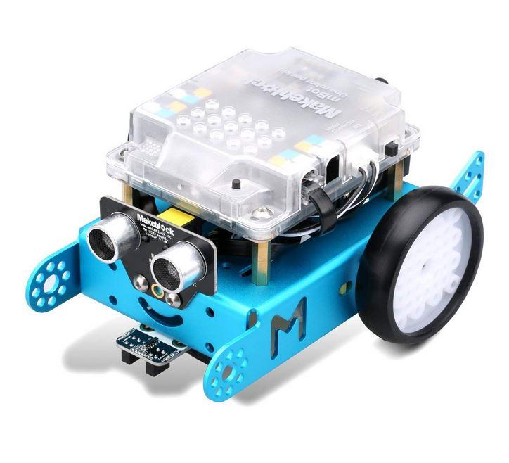 robot éducatif enfant makeblock Mbot