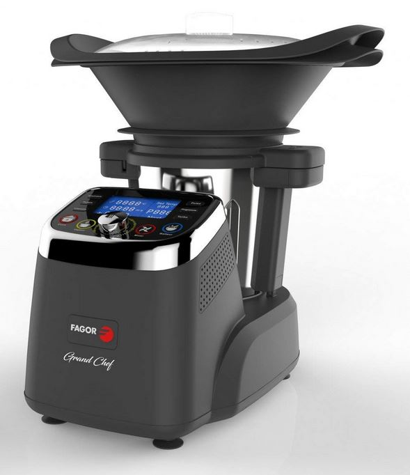 robot de cuisson multifonction fagor grand chef 508