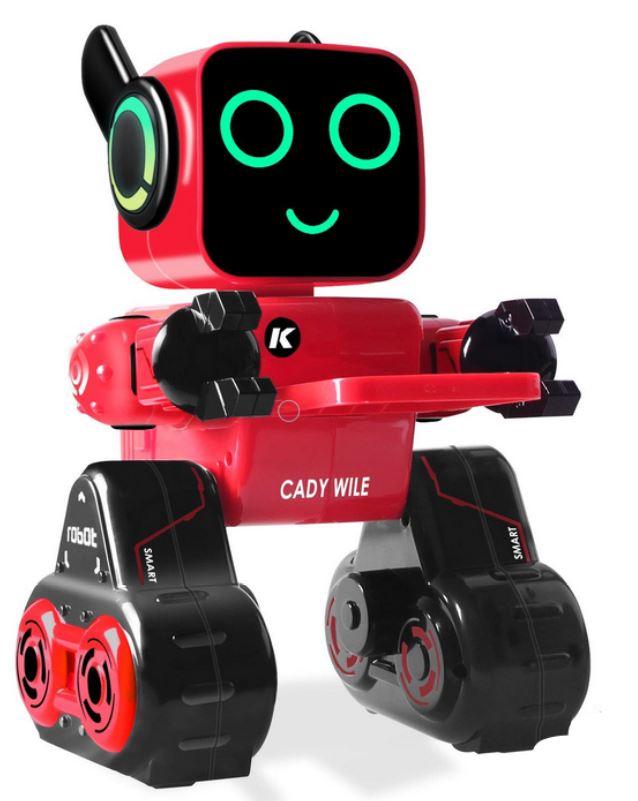 robot intéractif enfant Hbuds