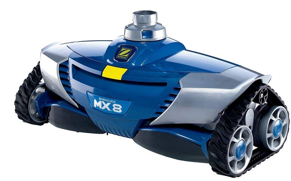 zodiac robot mx8 hydraulique pour piscine