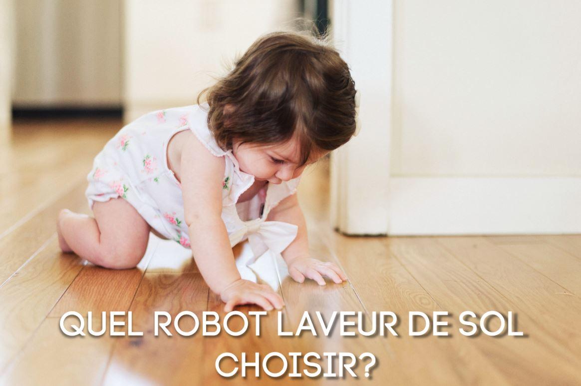 quel robot pour nettoyer son sol