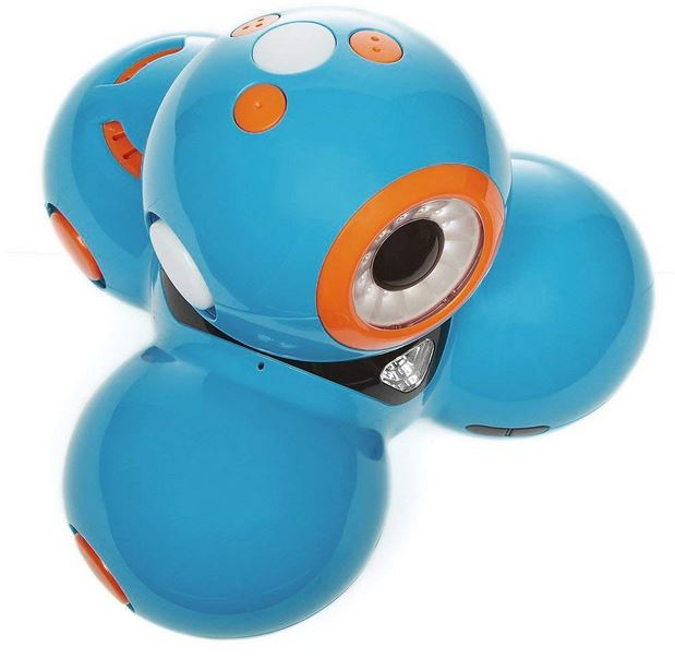 robot jouet dash test