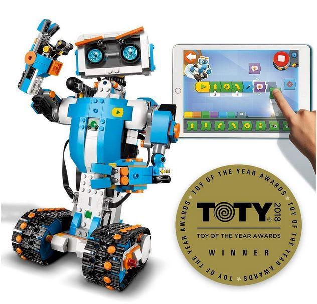 robot jouet lego boost avis