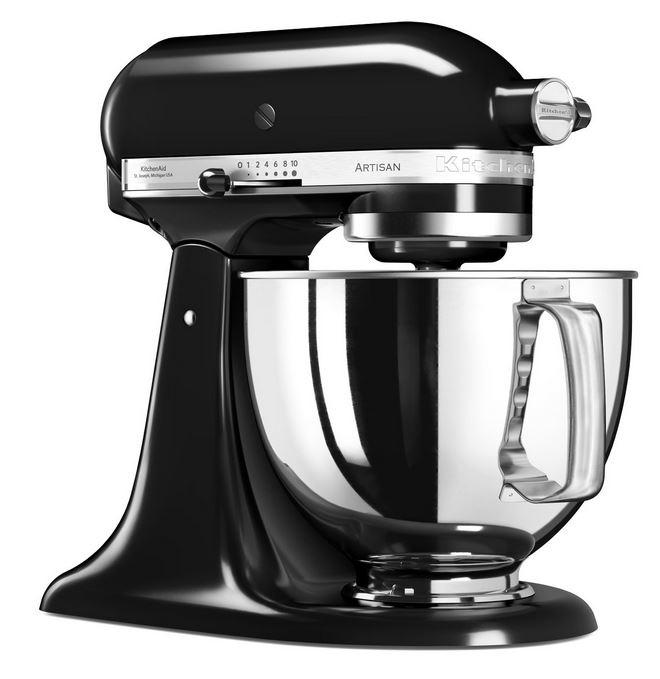 robot pâtissier Kitchenaid 5KSM125EoB artisan