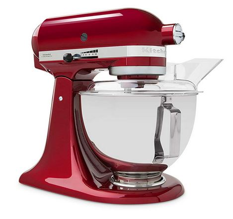robot pâtissier Kitchenaid