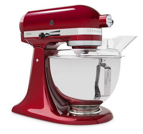 robot pâtissier Kitchenaid