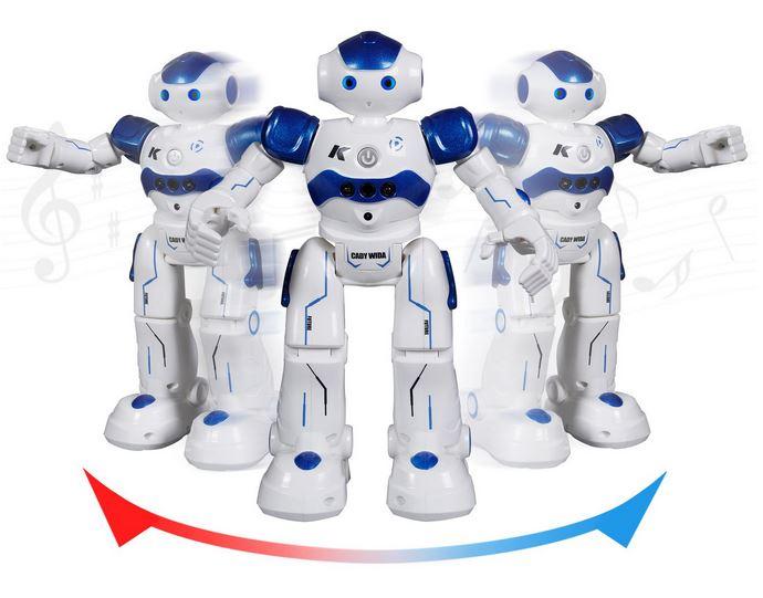 sgile robot pour les plus petits