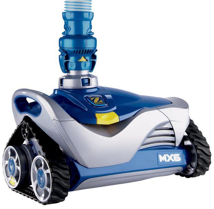 zodiac MX6 bleu robot piscine