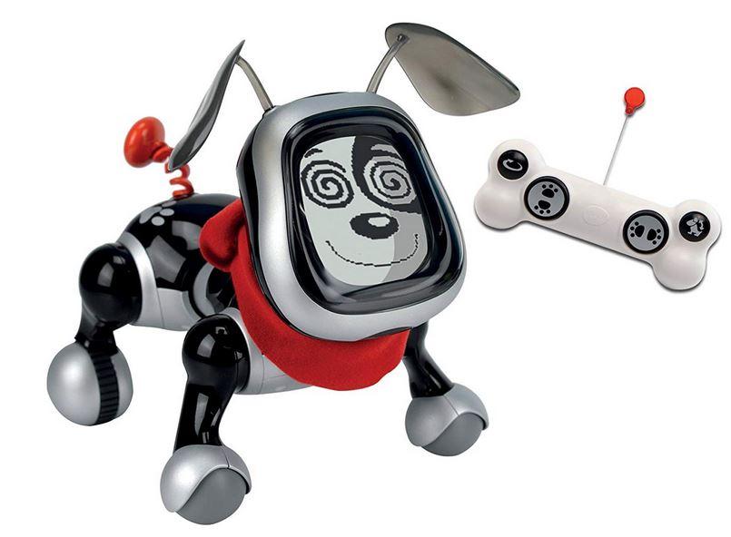 chien robot vtech