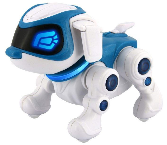 robot jouet chien teska