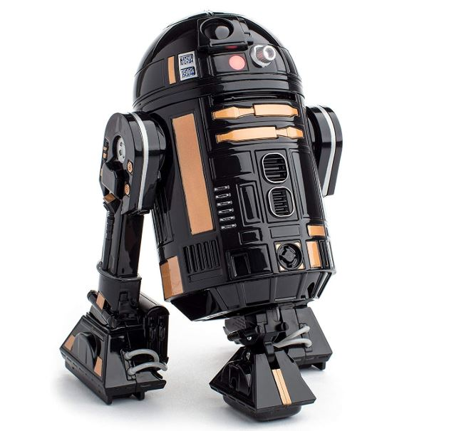 robot sphero star wars R2Q5 droide commande