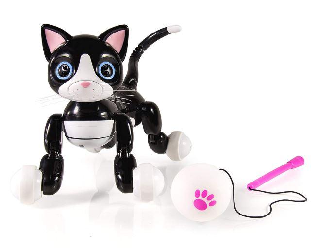 Le chat interactif de Zoomer