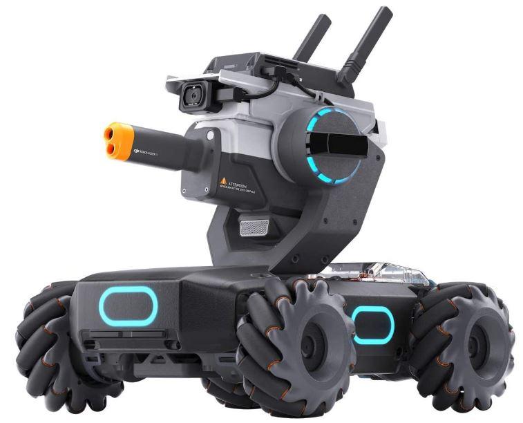 DJI robomaster s1 combat de robot et programmation