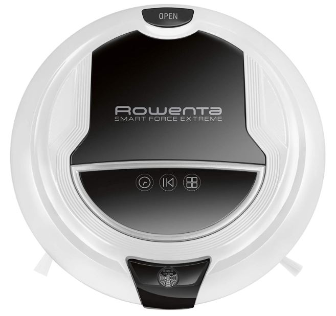 Rowenta robot aspirateur Smart Force Extreme