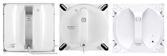 avis sur la gamme winbot de robots lave-vitres par ecovacs et comparatif