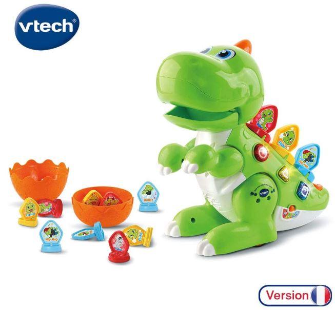 codi robot dinosaure de vtech jouet enfant