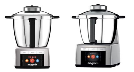gamme des robots cuiseurs magimix cook expert