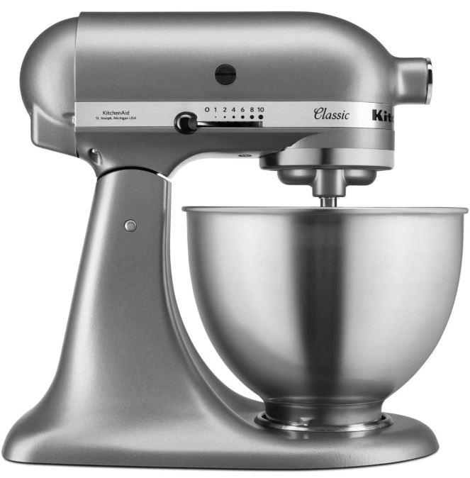 kitchenaid classic robot patissier