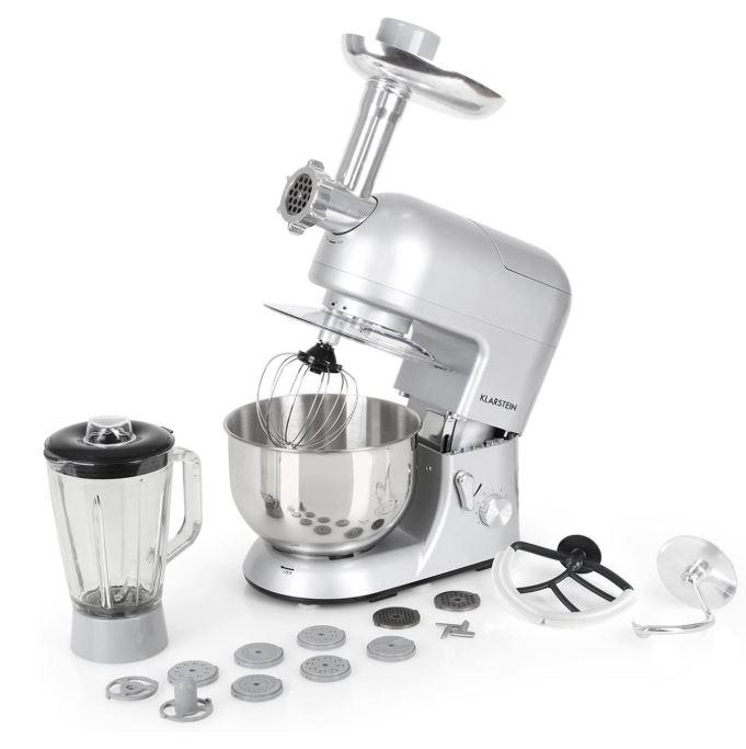 klarstein bella robot patissier et cuisine universelle