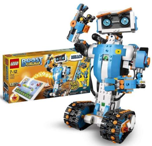 lego boost robot enfant programmable