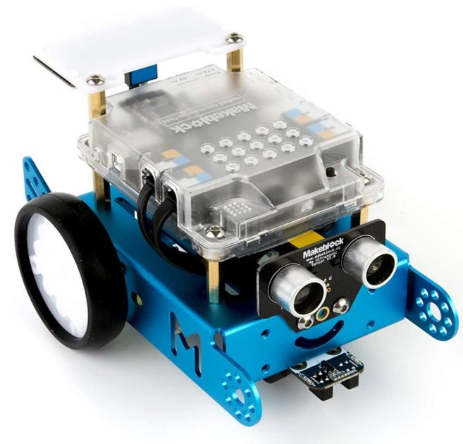 mBot explorer kit robot jouet programmable de makeblock