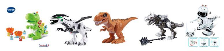 meilleurs robots dinosaures pour enfant