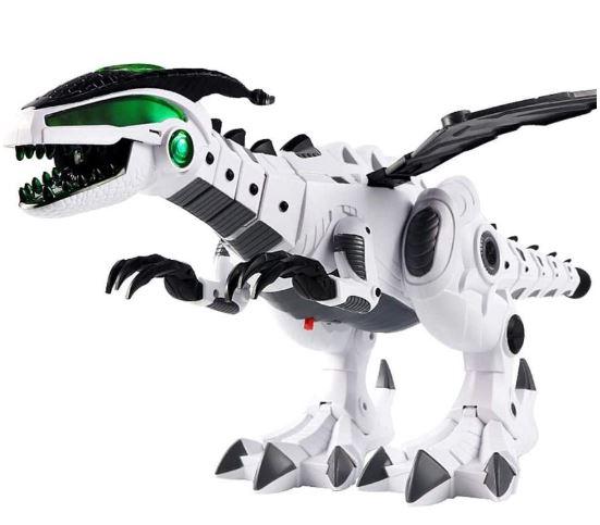 ploufer jouet robot dinosaure electronique