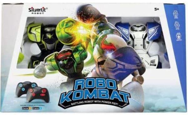 robo kombat jouet de silverlit
