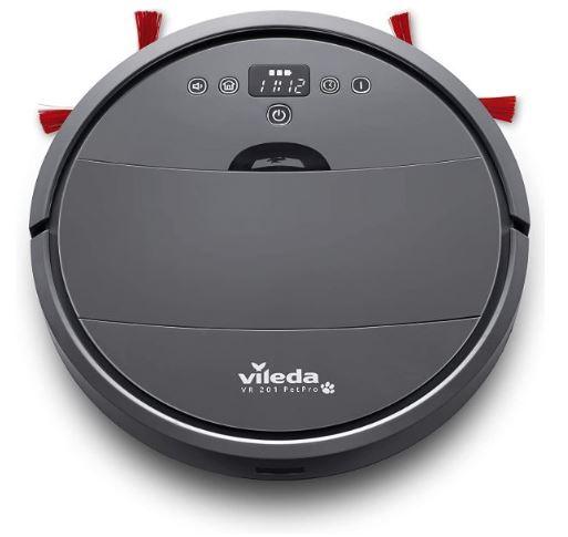 robot aspirateur vileda VR201