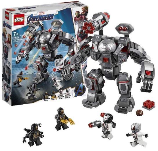 robot combat lego marvel