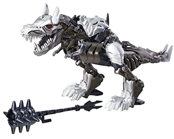 robot dinosaure grimlock de la saga transformers