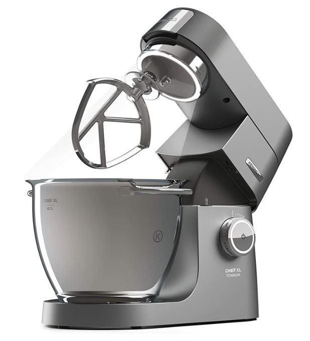 robot patissier chef XL titanium de kenwood