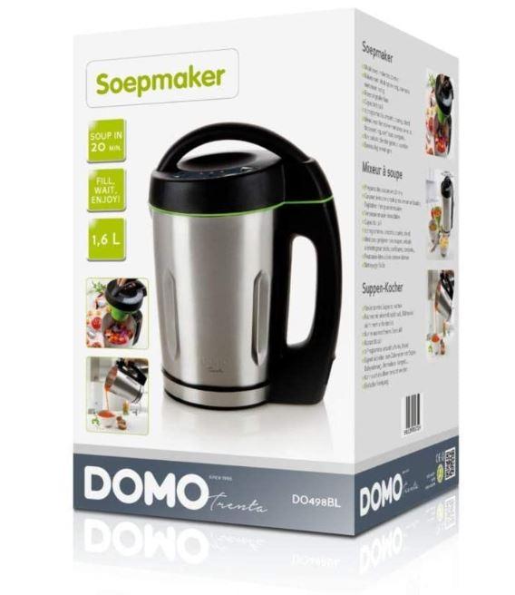 robot soupe blender chauffant Domo