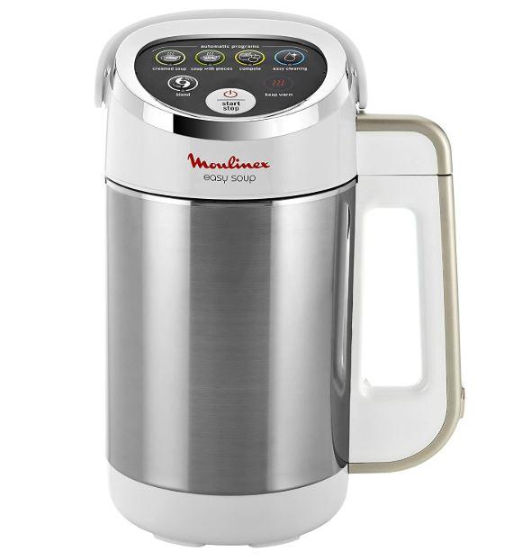 robot soupe blender chauffant moulinex LM easy soup