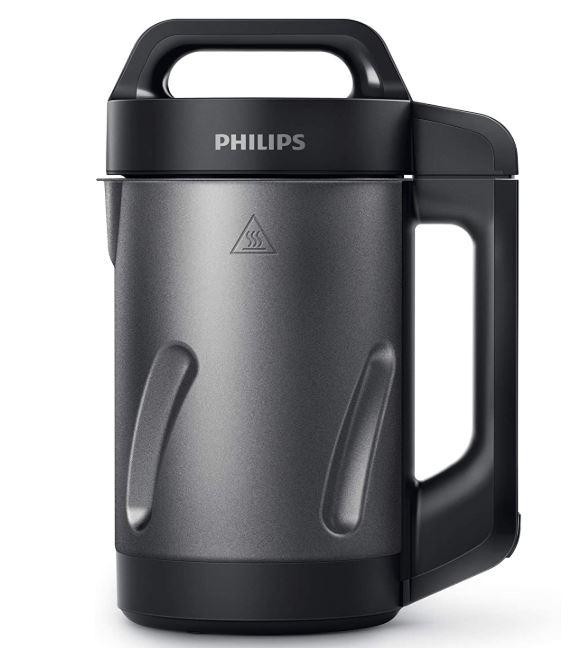 robot soupe blender chauffant philips HR2204