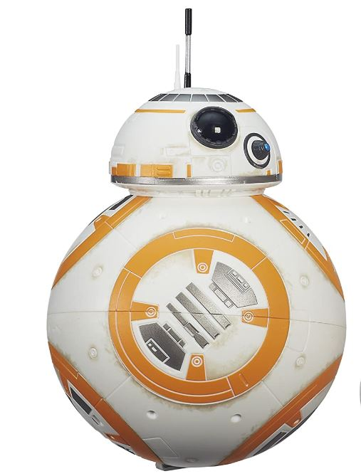 robot star wars BB-8 droide radiocommande