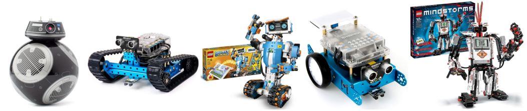 comparatif jouets robots