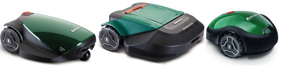 gamme de tondeuses robots robomow