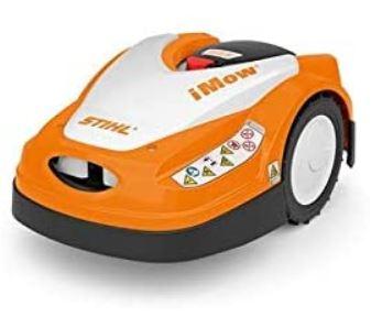 imow robot tondeuse RMI 422 stihl