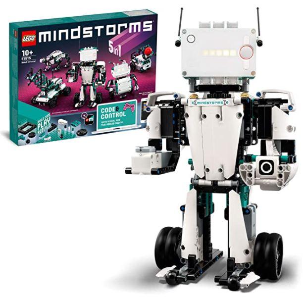 Robot Lego Mindstorms jouet programmable pour enfant de 10 ans et plus