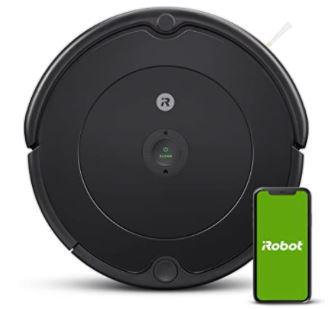 robot aspirateur iRobot roomba 692 de couleur noire